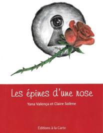 Couverture-Les epines d'une rose