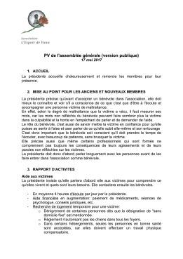 AG 17 mai 2017 - PV - public-1